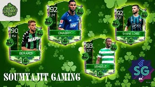 ST. PATRICK'S DAY IN FIFA MOBILE | CONCEPT DESIGN BY ME |