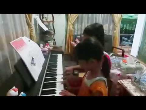 Mars PDBI Piano Lucu by Nara n Rania
