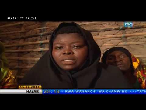 TBC1: HUZUNI! Mke wa Askari Aliyeuawa CONGO, Amlilia Mumewe!