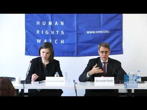 World Report 2016 - Istanbul Press Conference
