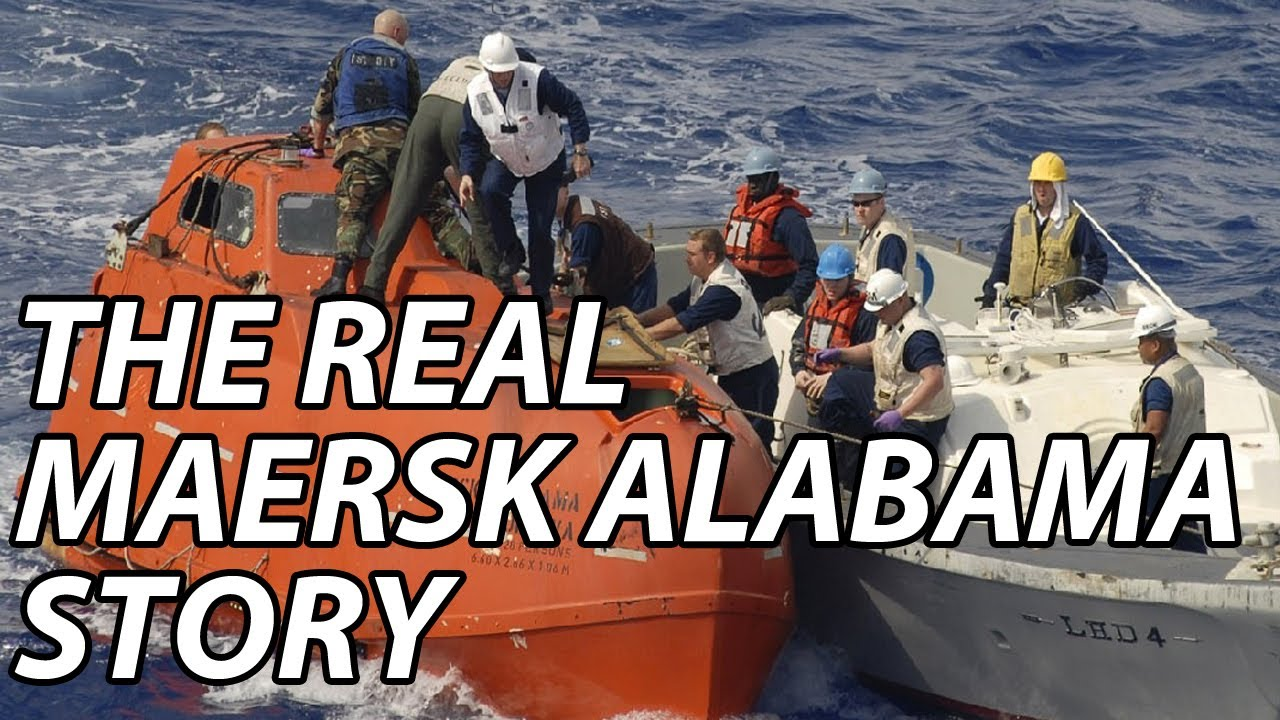 the real maersk alabama somali pirate story never seen before