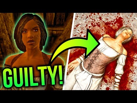 Why Saadia is GUILTY! | Skyrim Lore Secrets! thumbnail