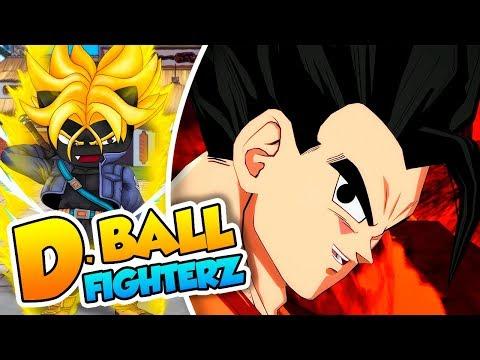 ¡Mis ultimas partidas a la Beta! - Dragon Ball FighterZ Beta (PS4) DSimphony
