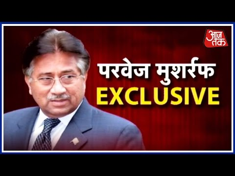 Musharraf Exclusive: ISI Has Proof Against Kulbhushan. Pakistan Doesn't Need To Inform India