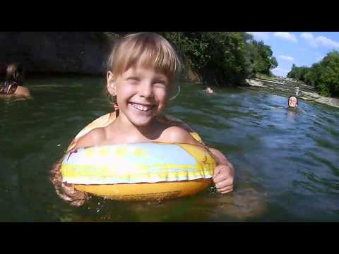 Влог: На водосливе в Зуевке