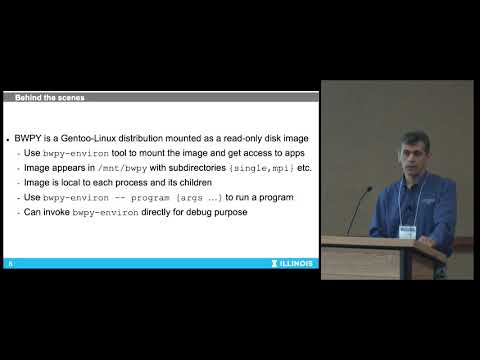 Mini-Tutorial/Workshop: Python in HPC thumbnail