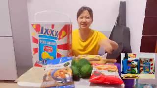 실시간 | 상하이 Costco 제품 언박싱 | 한국에서…