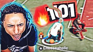 The Last 100 GAME STREAK vs CHEESEAHOLIC NBA2K19