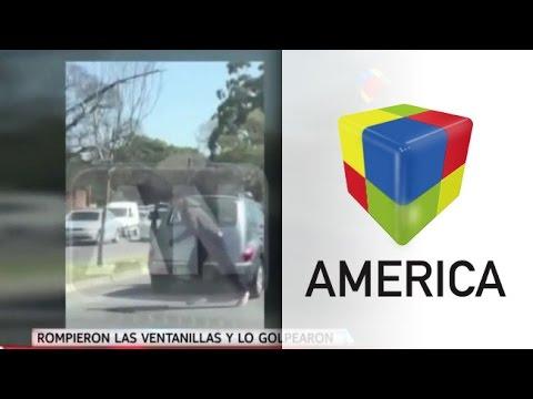 Impactante: robo piraña en plena Figueroa Alcorta