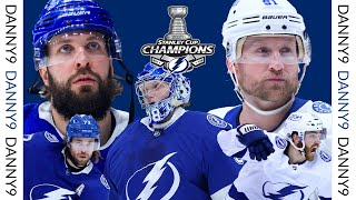 Every Tampa Bay Lightning GOAL during the 2021 Stanley Cup Playoffs