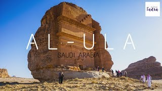 A Day in Al-Ula, Saudi Arabia - All Things Fadra