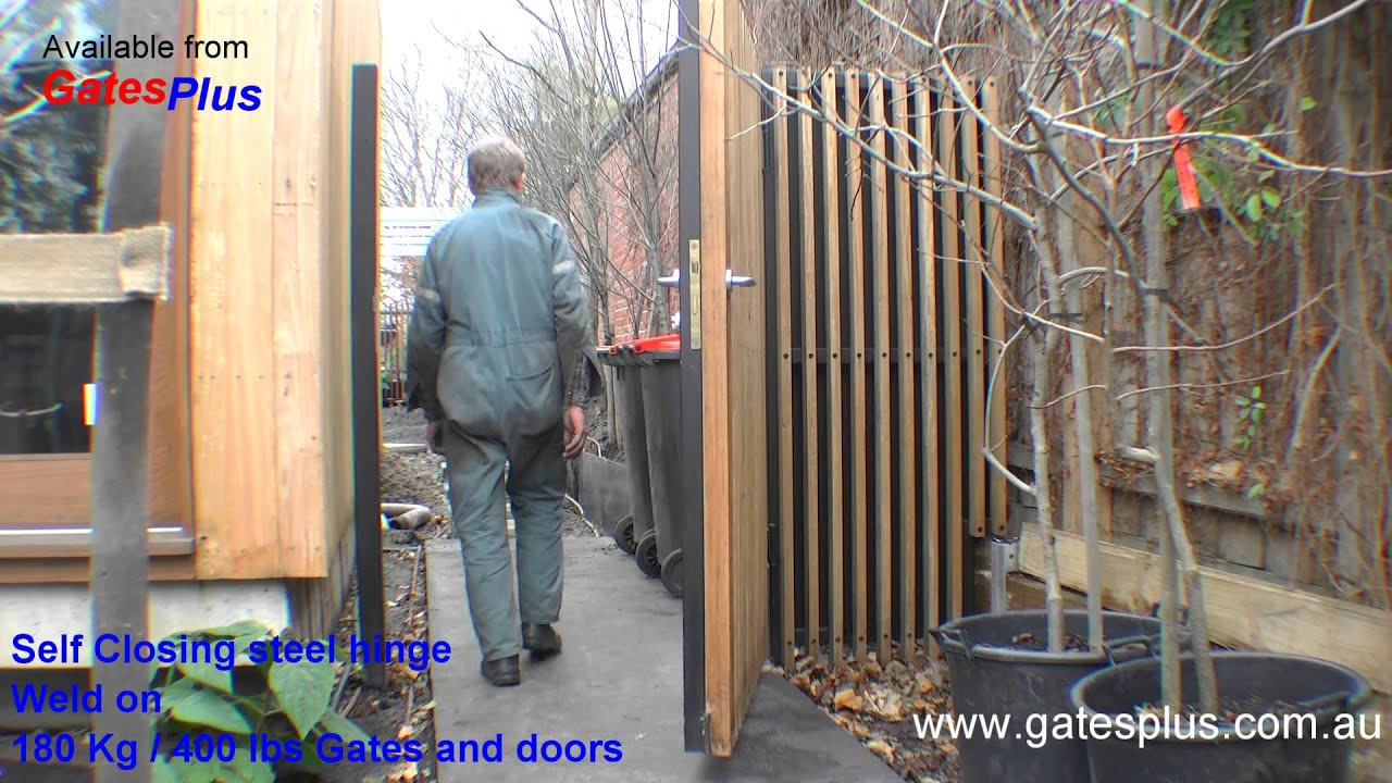 Self Closing Hinge 180kg / 400 Lbs Gates And Doors