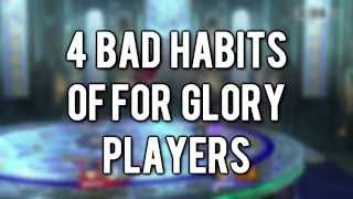 4 Bad Habits Of For Glory Players Beginner/novice Tips Super Smash Bros For 3ds/wii U