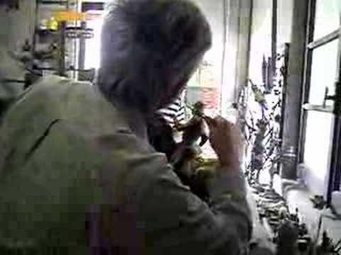 Making Of Della Scultura Di Colleoni Bartolomeo 15
