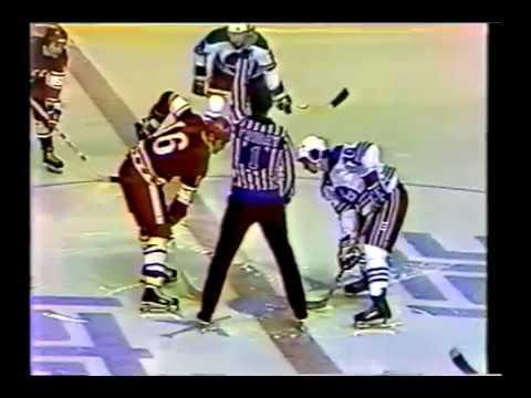 СССР-Winnipeg Jets 1977