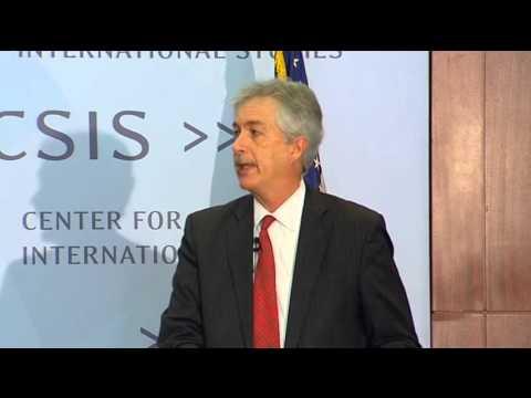 "Deputy Secretary Burns Delivers Remarks on ""A Renewed Agenda for U.S.-Gulf Partnership"""