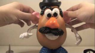 Toy Story Mr. Potato Head Movie Toy Review