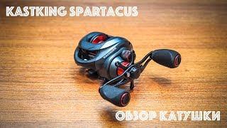 Обзор мультипликаторной катушки Kastking Spartacus с Алиэкспресс