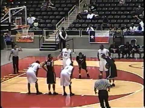 DONNIESPORT HIGH SCHOOL BASKETBALL--DALLAS KIMBALL...