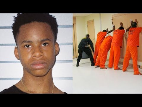 Tay K on Lockdown After Fight with Inmate & Destroying Phone Police Found