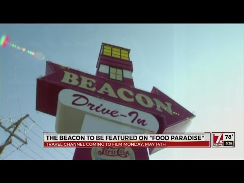 Beacon Drive-In to be featured on Travel Channel
