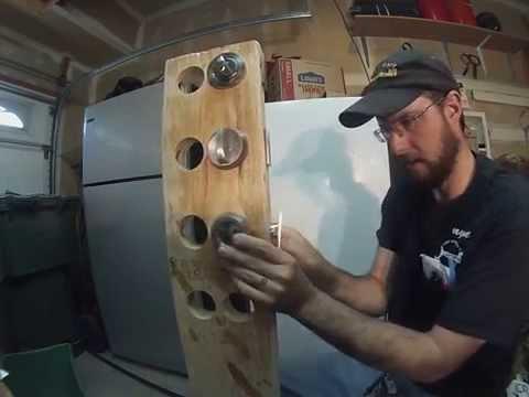 How to Install Mul-T-Lock Hercular Deadbolt Lock on Your Door