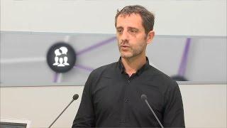 Franck de Visme, BLUE FROG ROBOTICS : Buddy, le robot qui vous accompagne partout