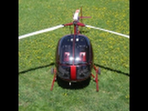 АК1-3. Amateur home built experimental helicopter kit. Archives