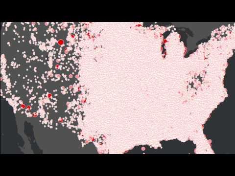 The Million Points on a Map Problem - Advanced Techniques