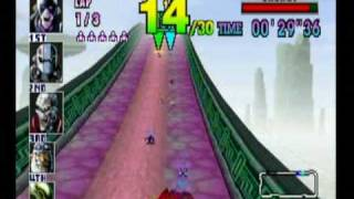 F-Zero X #3 - Octoman and the Queen Cup