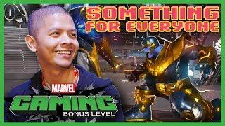 Pro Gamer FChamp on What to Expect in Marvel vs Capcom: Infinite