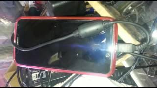 consegui ligar meu celular sem bateria
