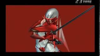 Nightshade (Kunoichi) HARD Hibana stage9 No Damage 100% S rank