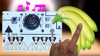 Weird Inventions: Making Music with Bananas | Earth Lab