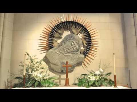 National Cathedral Tour: War Memorial Chapel