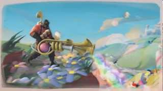 Music from Valve's Meet the Pyro (Pyroland)