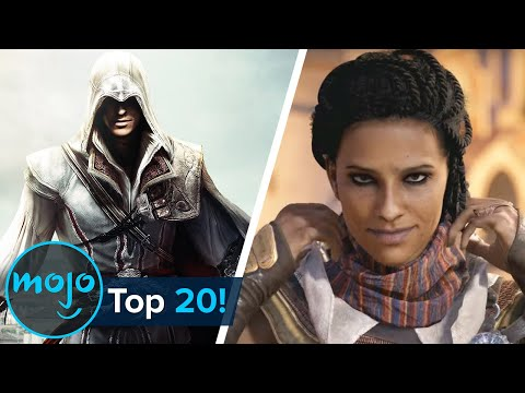 Top 20 Best Assassin's Creed Characters
