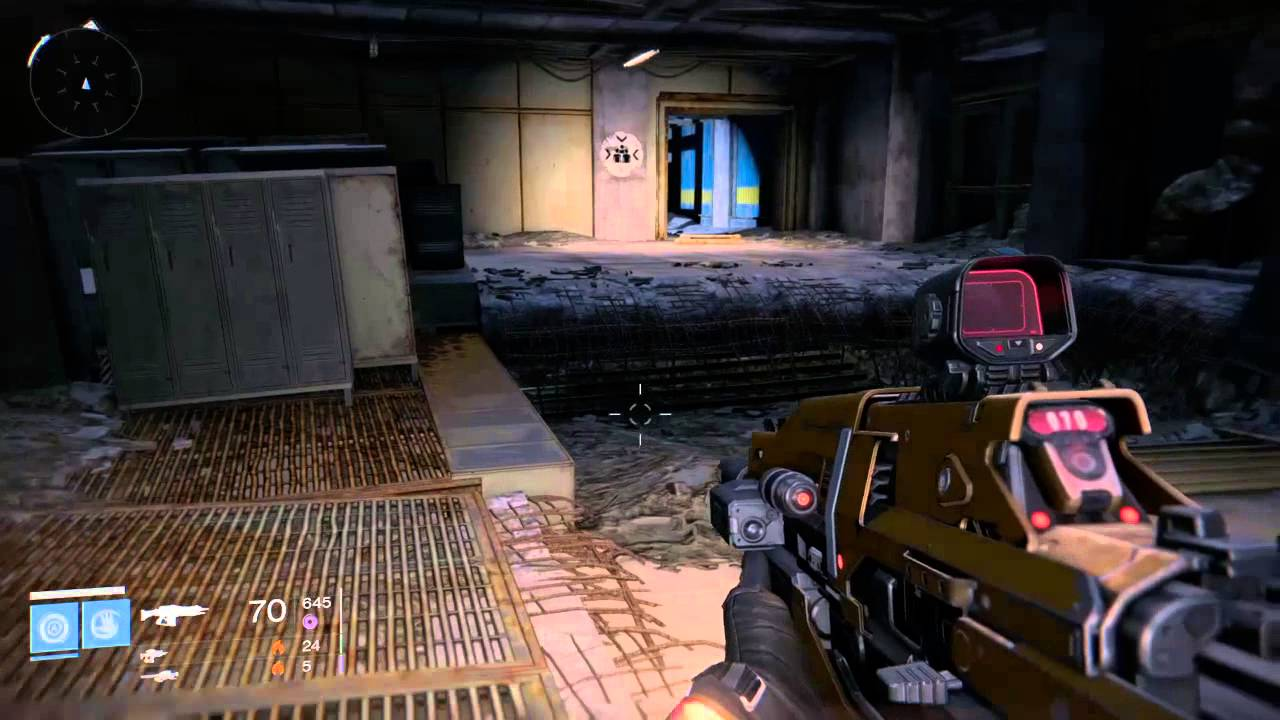 Destiny the taken king lunar complex in cosmodrome youtube