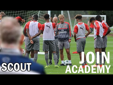 How to Join a Premier League  Academy