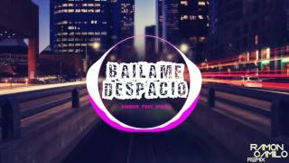 Xantos ft Dynell - Bailame despacio (Ramon Camilo Afro Remix) [HQ AUDIO]