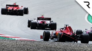 Why Ferrari's F1 crisis runs much deeper than its drivers colliding
