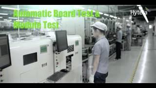 Hytera Manufacturing Center Introduction by LakelandCom.com 847-245-4800