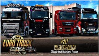 """Euro Truck Simulator 2 - #247 """"VS Alko-Trans"""""""