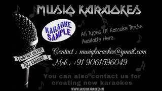 Onnumillaykayil Ninnenne Karaoke Demo