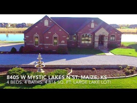 8405 W Mystic Lakes N St  Maize, KS