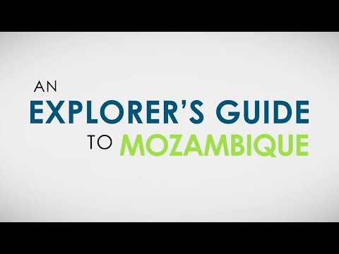 Explorers Guide to offshore Mozambique