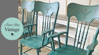 Chair Repair | Pickin' For the Shop | Top Coat Tips