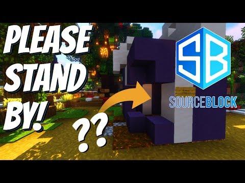 Minecraft SourceBlock SMP: Another SourceBlock Brings Surprise To The Survival Multiplayer World