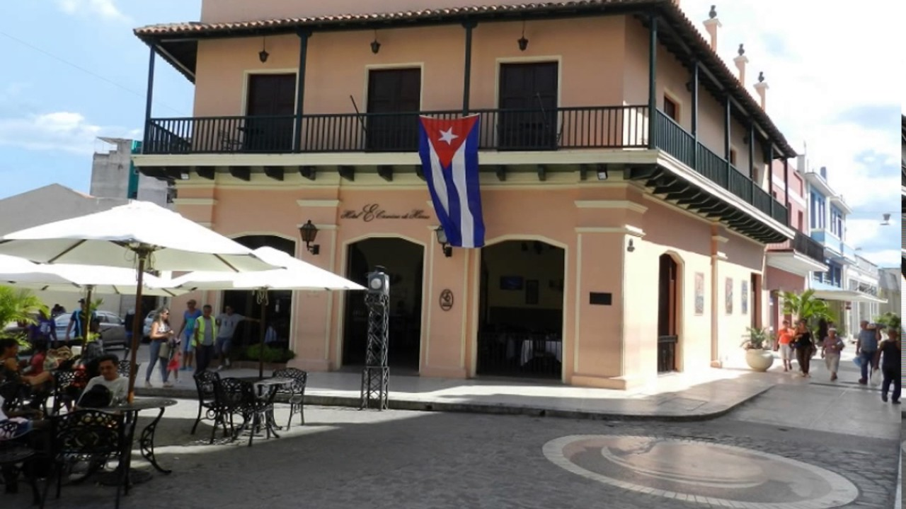 Hoteles en Camagüey