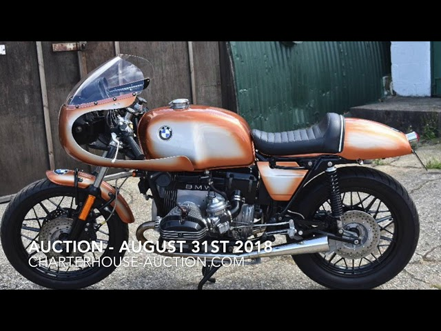 What is in the Motorbike Auction?